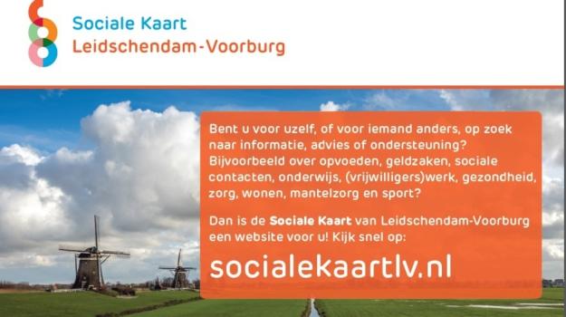 Sociale Kaart Leidschendam-Voorburg gelanceerd