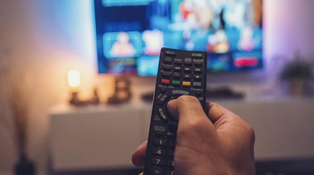 'Ik heb maandenlang alleen thuis gezeten. Met als enige gezelschap de televisie.'