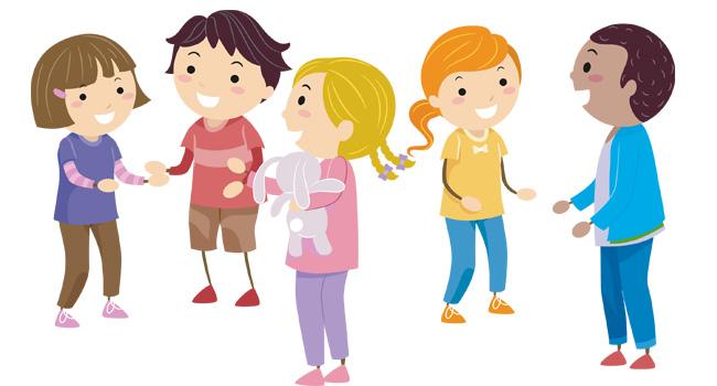 Sociale vaardigheid kinderen